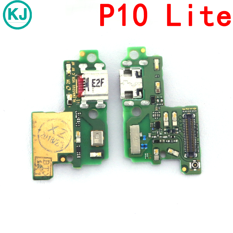 High Quality P10 Lite USB Micro Charging Dock Connector Charger Flex For Huawei P10Lite Charging Charger Port Flex Cable