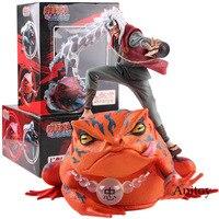 Naruto Shippuden Jiraiya / Gama Bunta Jiraya Naruto Action Figure PVC Collectible Model Toy