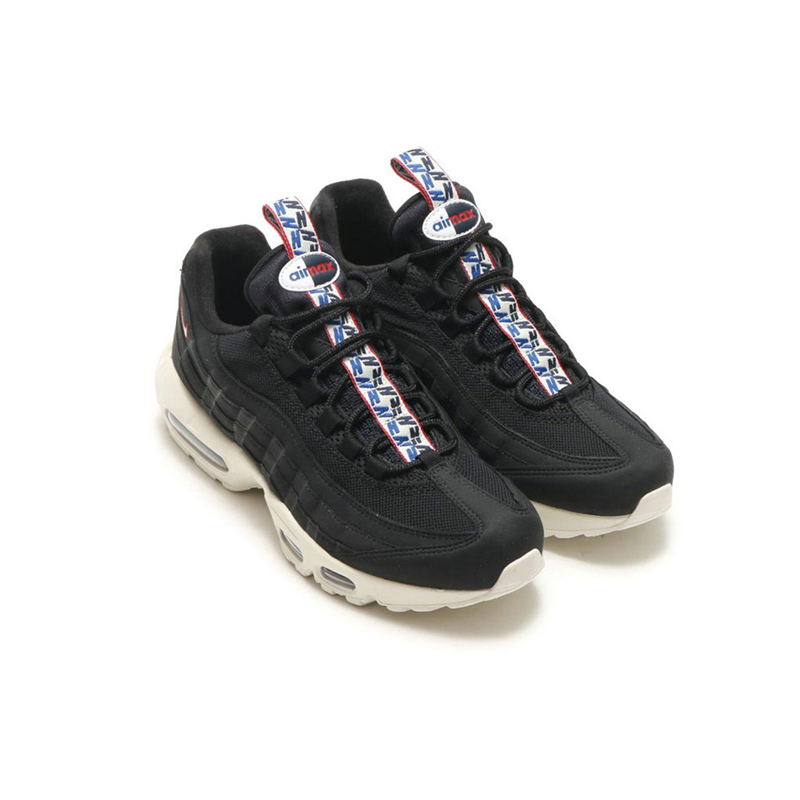 87de47fdaa Nike Air Max 95 TT Pack Slow Shock Running Shoes Black For Men And Women AJ1844  002 40 45-in Running Shoes from Sports & Entertainment on Aliexpress.com ...