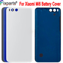 For Xiaomi Mi6 Back Cover Case Protective Battery housing Replacement 5.15 XiaoMi Mi 6