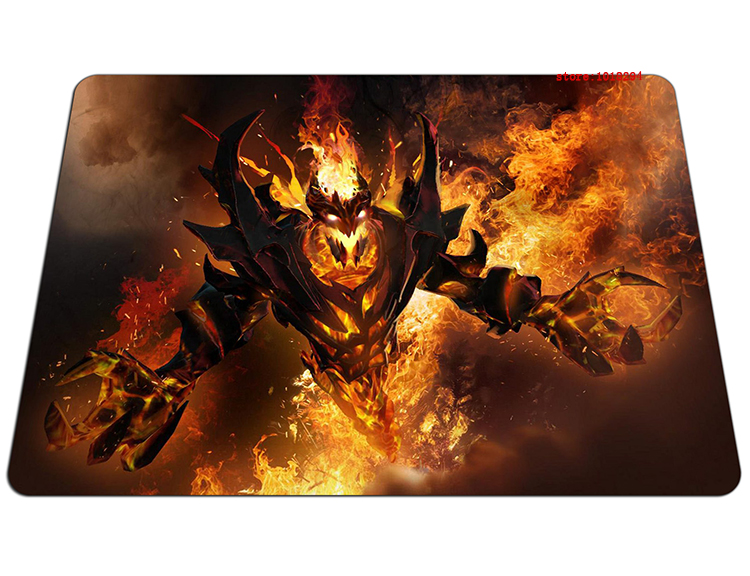 dota mousepad Fashion gaming mouse pad Shadow Fiend gamer mouse mat pad game computer desk padmouse keyboard large play mats