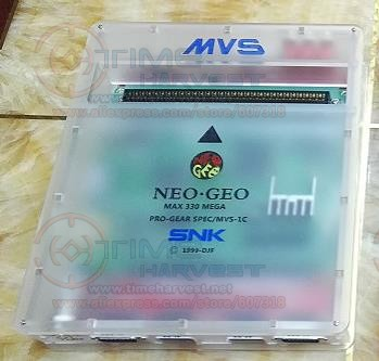 NEW JAMMA <font><b>CBOX</b></font> <font><b>MVS</b></font> SNK NEOGEO <font><b>MVS</b></font>-1C to 15P SNK Joypad SS Gamepad RGBS YCBCR AV output For NEOGEO 120 & 161 in 1 Game Cartridge image