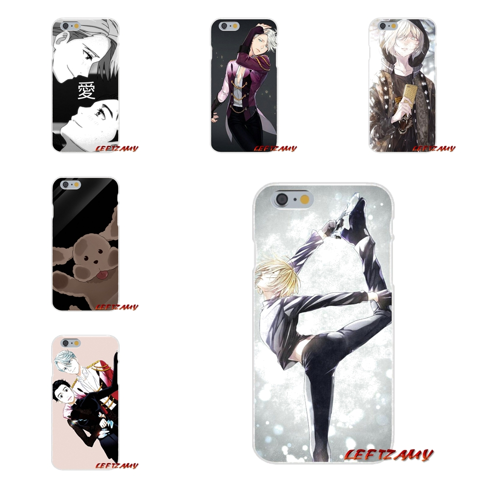 Accessories Phone Cases Covers Yuri On Ice plisetsky tiger For Samsung Galaxy S3 S4 S5 MINI S6 S7 edge S8 S9 Plus Note 2 3 4 5 8