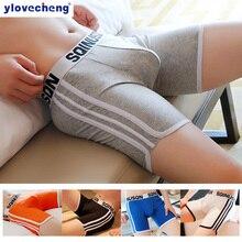 sports Shorts Mens underwear Pants Cotton long shorts Loose Fashion Popular