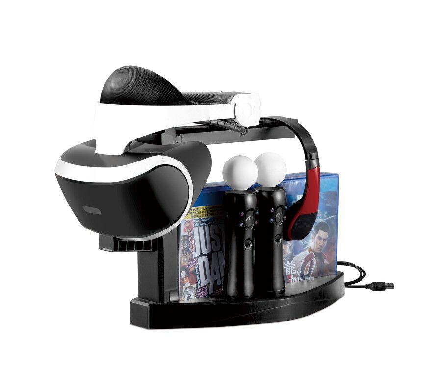 Présentoir multifonction de Station de charge pour contrôleur PlayStation 4/PS4 VR