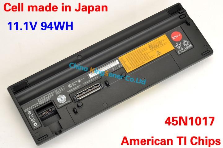 ФОТО 8400mAh Genuine New Extended Battery For Lenovo ThinkPad T430 W530 W510 T510 T530 W520 SL410 T410 T420 L530 L430 45N1017 45N1016