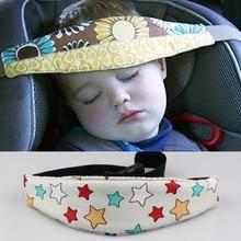 Unikids/Детские и младенцев головы Поддержка коляска прогулочная Детская безопасность на сиденье крепления ремня Регулируемая манежи позиции сна