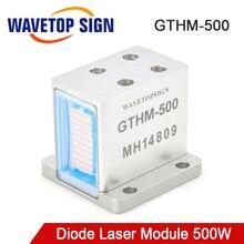 Modules Laser à Diode WaveTopSign pour épilation GTHM-500 500 W côté/dos/fond