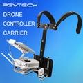 APG Drone soporte del controlador RC control remoto soporte Titular De Hombro dji phantom 2 3 4 inspire 1 futaba ronin m accesorios