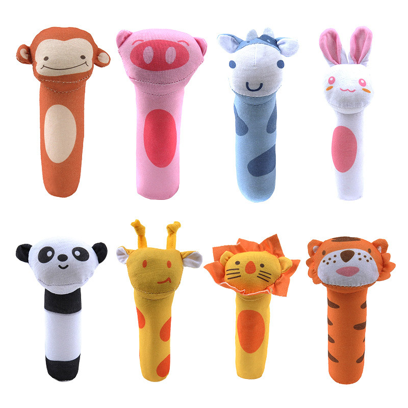 Pet Products Beautiful Oloey 1pc Cute Pet Dog Cat Plush Squeak Sound Dog Toys Funny Fleece Durability Chew Molar Toy Fit For All Pets Elephant Duck Pig Price Remains Stable