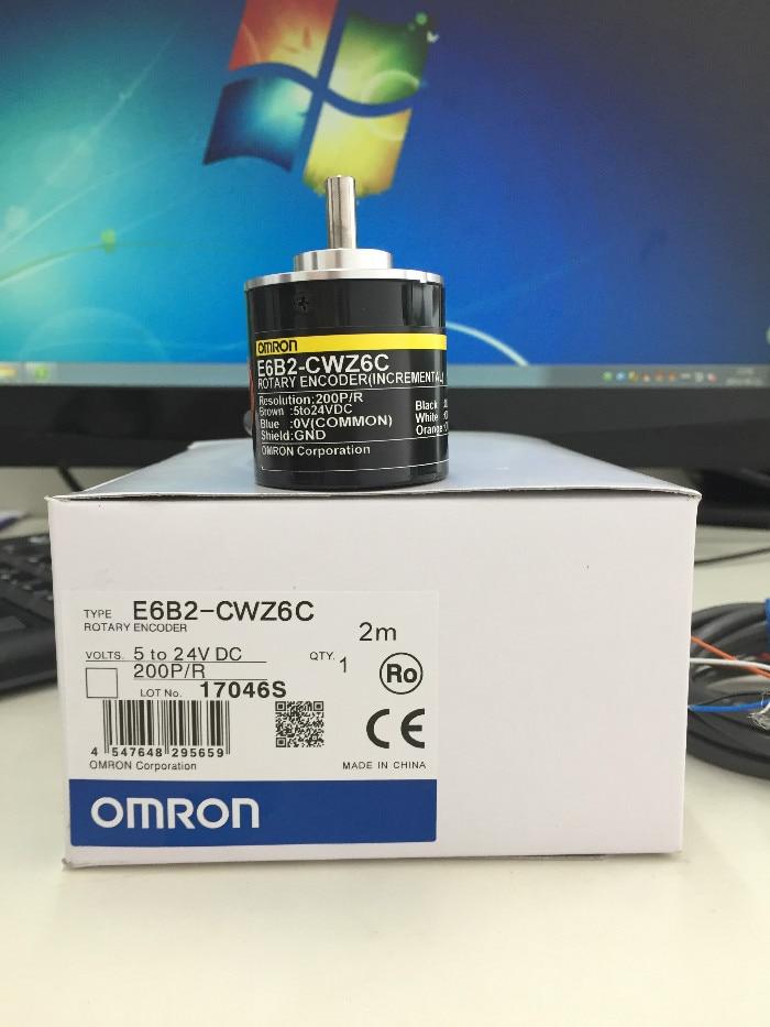 Encoder 200P/R E6B2-CWZ6C цена 2016