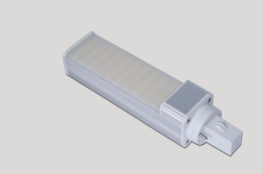 Free Shipping Hot Sale 8W E27 <font><b>G23</b></font> G24 <font><b>LED</b></font> Horizontal Plug Light Spotlight <font><b>Bulb</b></font> Lamp SMD2835 AC85-265V White/Warm White