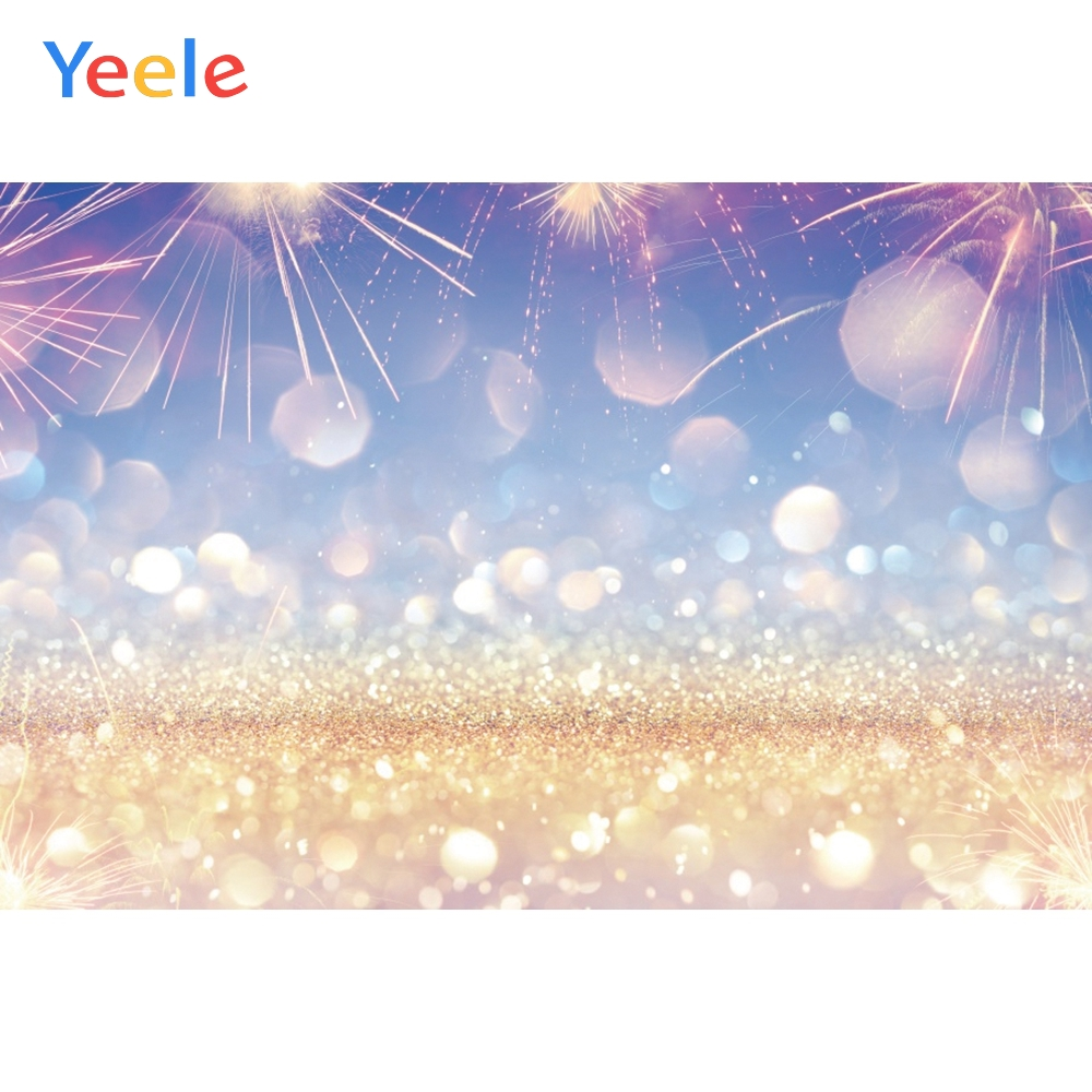Yeele Abstract Gradient Light Brokeh Baby Birthday Party Wedding Photo Backgrounds Custom Photography Backdrops Photo Studio in Background from Consumer Electronics