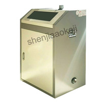 10 кВт высокочастотная печь для электромагнитного нагревателя Электрический пол с подогревом отопление бытовой энергосберегающий электри
