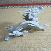 Wood Carving Chinese Dragon Arts And Crafts Decorations Home Furnishing Decorations Festival Present Gift