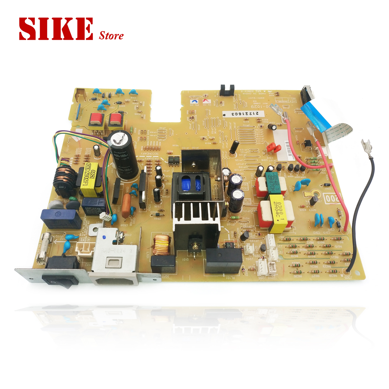 Carte de commande de moteur pour HP LaserJet 1200 1200se 1200n 1220 1220se HP1200 HP1220 carte d'alimentation de tension