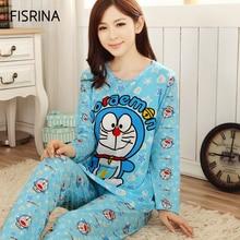 Krásné pyžamo pro ženy s pohádkovými postavami