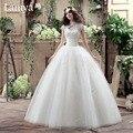 Lace Sweetheart Short Wedding Dress 2016 Cheap Plus Size Fashionable Bride Dresses Vintage Ball Gown vestido de noiva WD2819