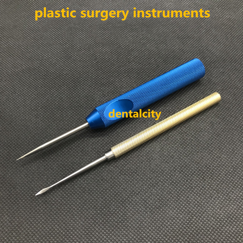 New Stainless Steel Cosmetic And Plastic Surgery Instruments And Tools Facelift Model Completes