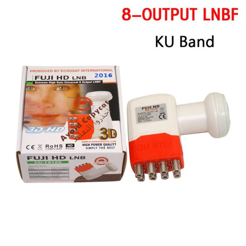 цена на 8-Output ku band High power Full HD LNB with lnb 8 output,Universal Ku Band LNB 8 Fully Switched Outputs