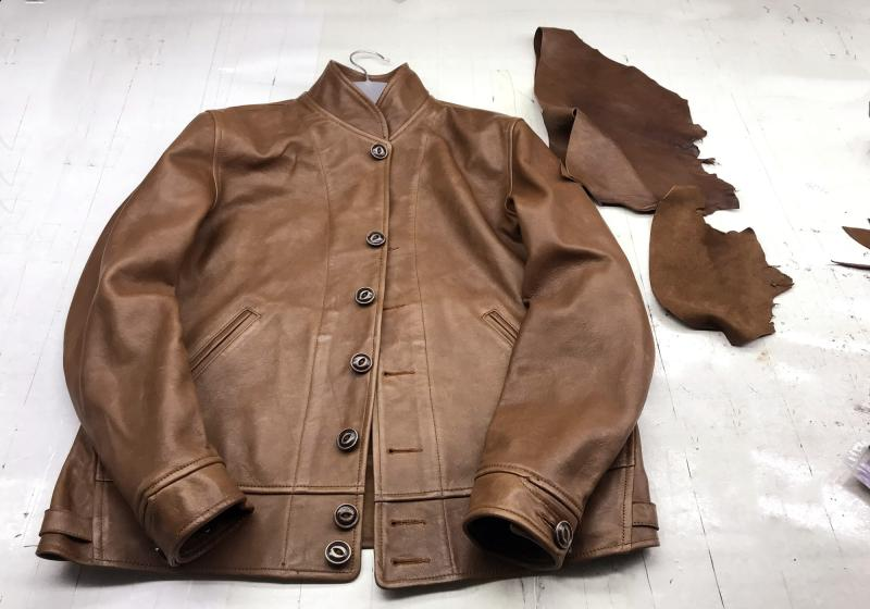 Erkek Kıyafeti'ten Hakiki Deri Montlar'de Ücretsiz Kargo, Klasik Kazak hakiki deri ceket, Einstein kahverengi kısa stil inek derisi ceket. vintage ince deri ceket'da  Grup 3