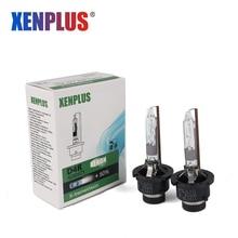 Xenplus 1 комплект OEM ксеноновая HID лампа 35 Вт D4R 4300 k 5000 k 5500 k 6000 k 8000 k 2 шт лампы для фары