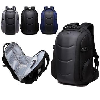 OZUKO 8980 Casual Men's Backpack for Teenager Waterproof 15.6 inch Laptop Backpacks Schoolbag Fashion Travel Bag Mochilas Male - discount item  45% OFF Backpacks