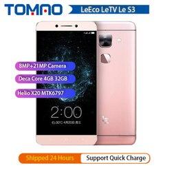 100% New Letv LeEco Le S3 X626 4G LTE Mobile Phone Deca Core 5.5