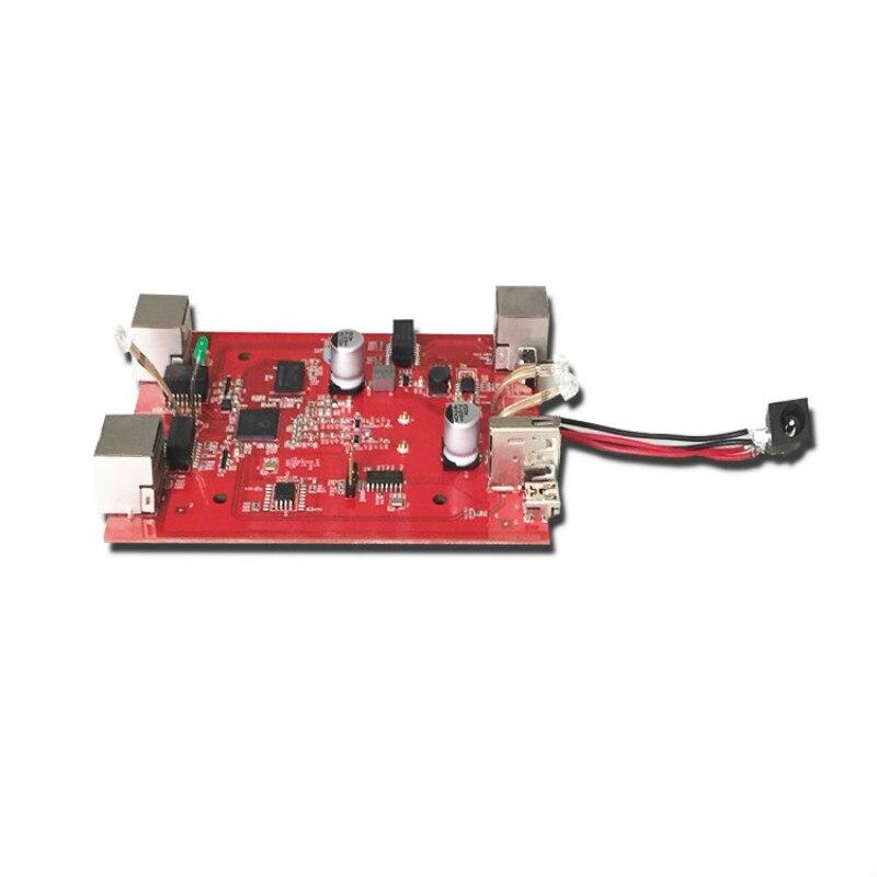 ODM/OEM Senza Fili Router di Bordo PCBA, Atheros AR9341, QCA9531, QCA9561, QCA9563 Routerboard wifi antenna