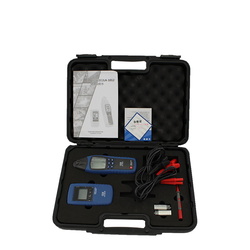 Underground General Cable Fault Locator Meter Wire Finder Tester Tracer Set+Case цена