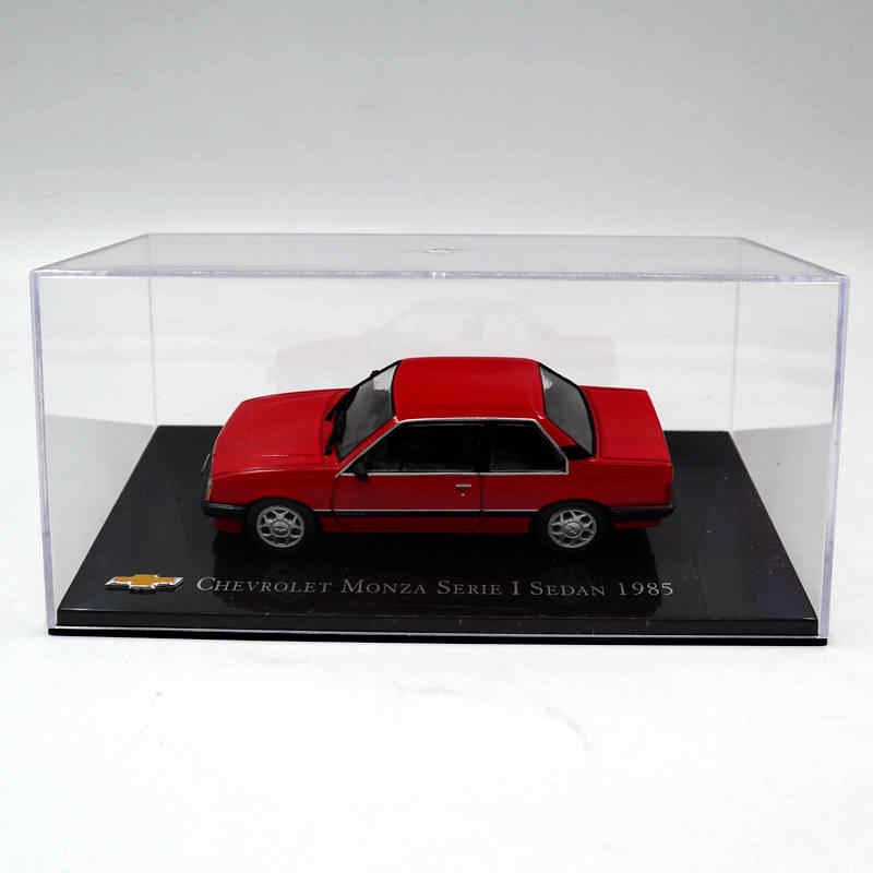 IXO Altaya 1:43 Chevrolet Monza Serie I Sedan 1985 Toys Cars Diecast Models Limited Edition Collection
