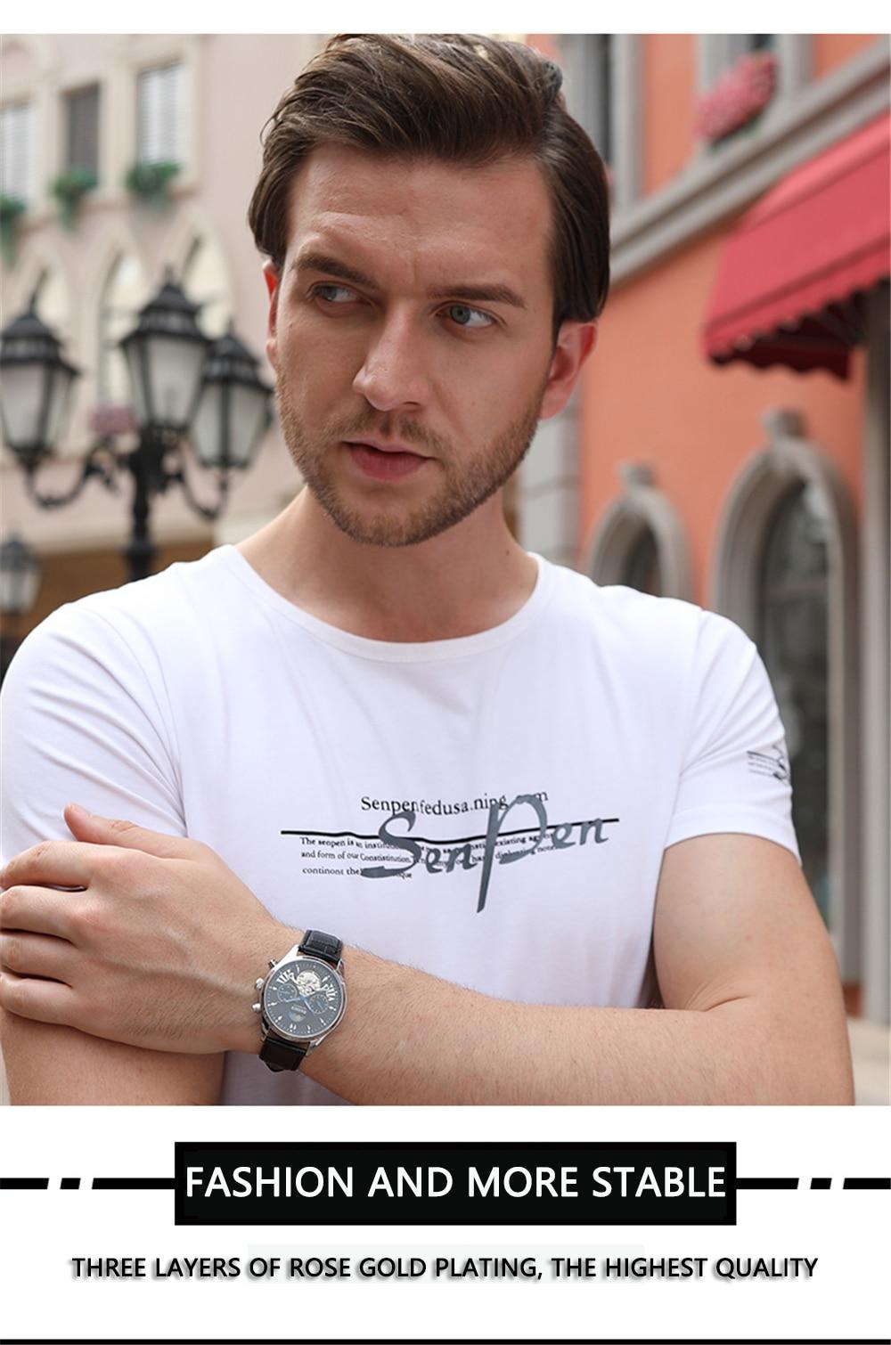 HTB1GK1FXLvsK1Rjy0Fiq6zwtXXal HAIQIN luxury Automatic Mechanical Men Watch classic Business Watch men Tourbillon Waterproof Male Wristwatch Relogio Masculino