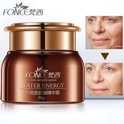Korean Cosmetics Anti Wrinkle Face Cream Day night Moisturizer Six Peptide Serum anti Aging Hydrating Lifting Facial Firming 50g