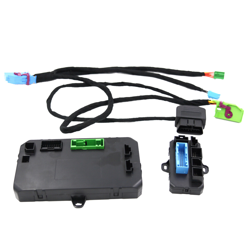 Start Stop Engine Button For Benz A Class W176 GSM Alarm System With Sim Card GPS Tracking System Two Way By Car Key And App