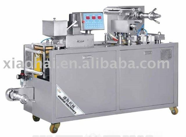 CATALOGUE COST blister packing machine