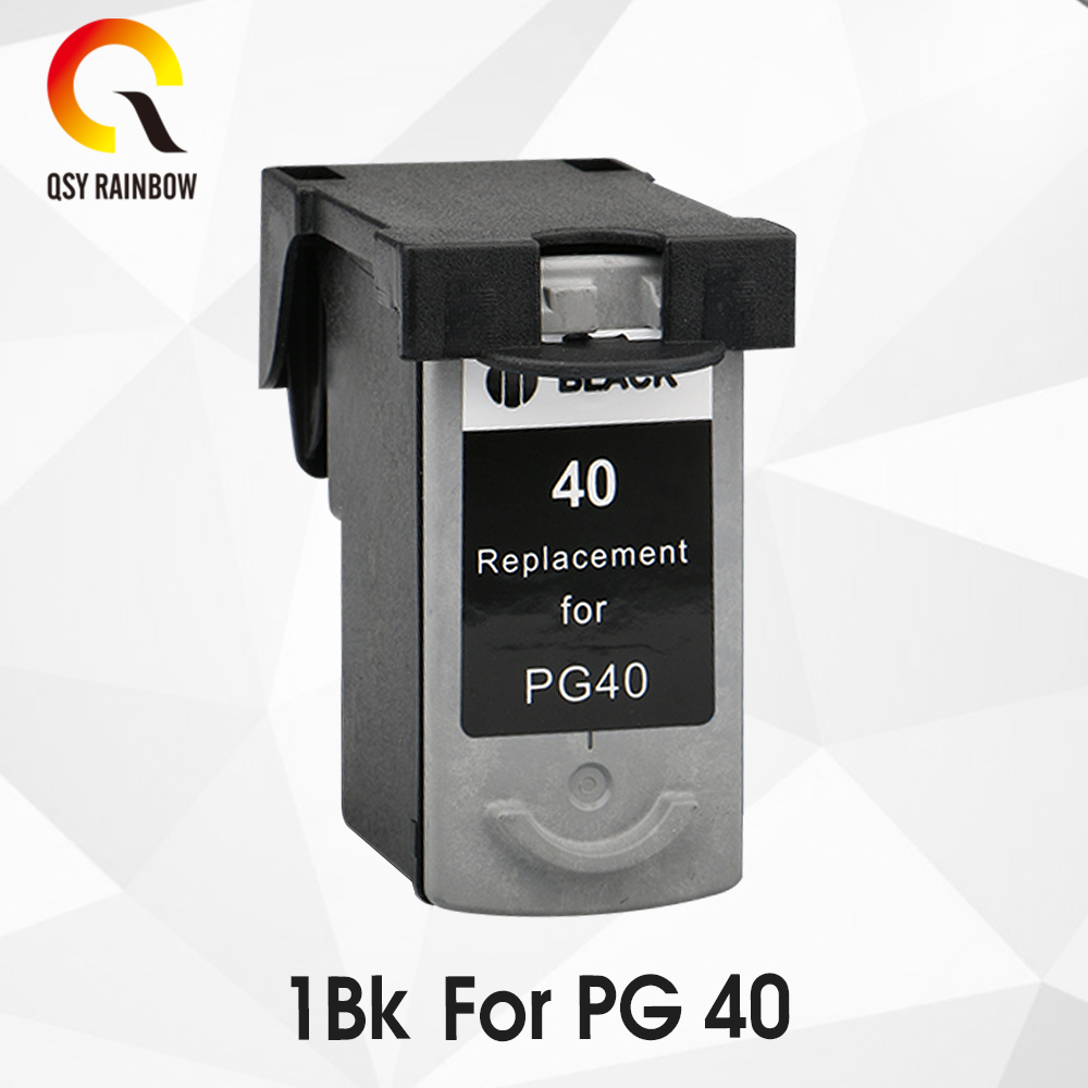 все цены на 1BK PG-40 CL-41 Compatible Ink Cartridge PG40 For Canon Pixma MP140 MP150 MP160 MP180 MP190 MP210 MP220 MP450 MP470 printer онлайн