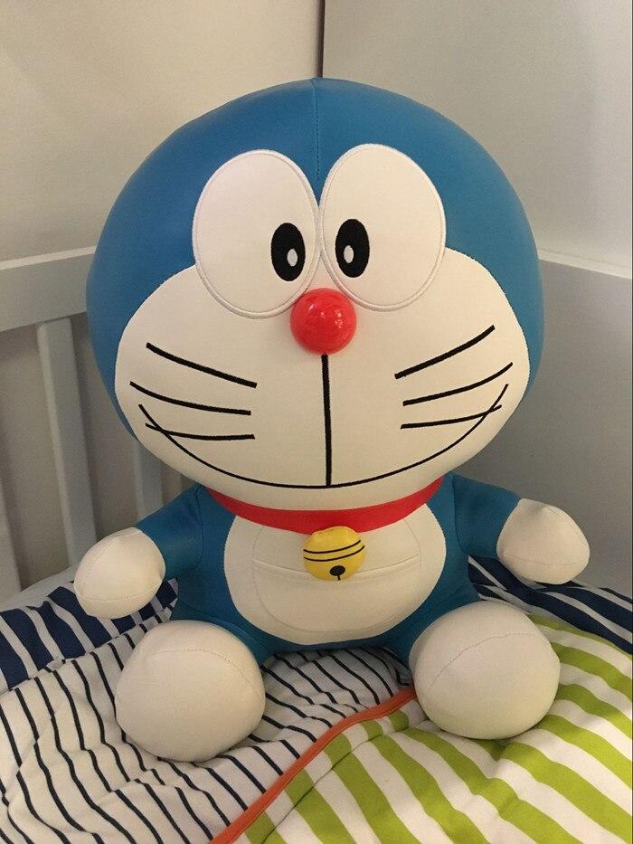 Japón gran gato de Doraemon PU 45 cm peluche chico adulto regalo-in Cine y TV from Juguetes y pasatiempos    2