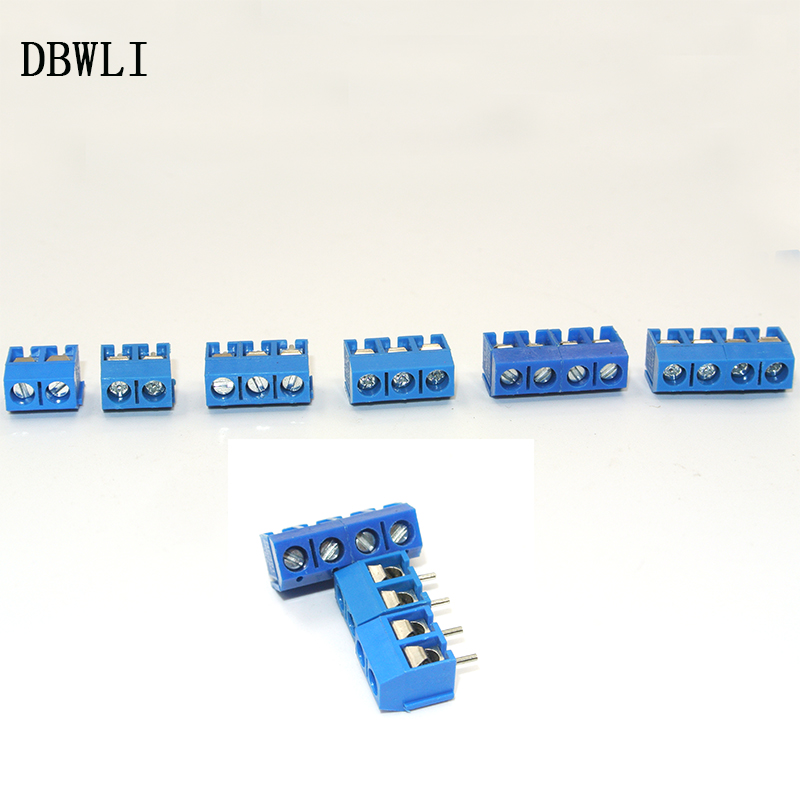 10Pcs/lot KF301-5.0-2P KF301-3P KF301-4P Pitch 5.0mm Straight Pin 2P 3P 4P Screw PCB Terminal Block Connector 10pcs lot kf301 5 0 2p kf301 3p kf301 4p pitch 5 0mm straight pin 2p 3p 4p screw pcb terminal block connector blue green pn35