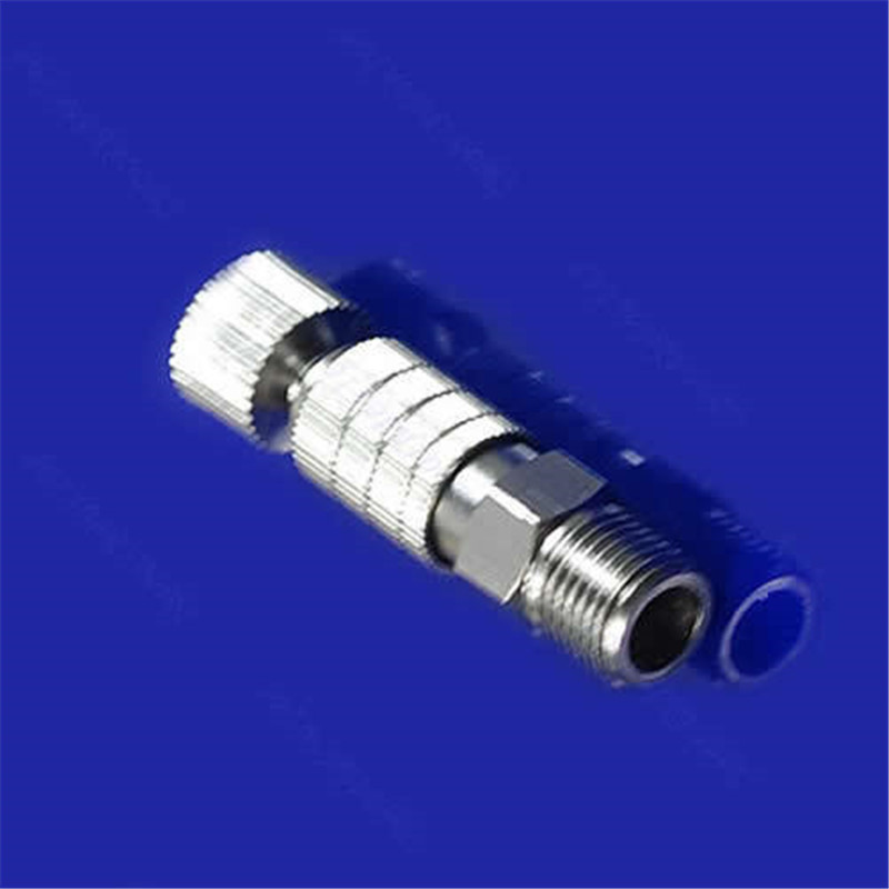 Airbrush Quick Disconnect Release Coupling Adapter Connecter 1/8
