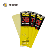 Hengda NB Manpu 20 Strips Medicines for Bees Fluvalinate Strip Bee Medicine for Beekeeping Industry