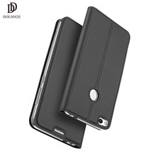 DUX DUCIS Wallet Flip Case For Huawei P8 P9 Lite 2017 Honor 8 Lite Case Honor8 Lite/Nova Lite Luxury PU Leather Cover Cases(China)