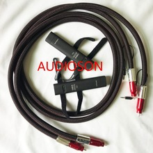 AUDIOSON -- Hallo-End FEUER analog RCA Interconnect Kabel mit 72V DBS