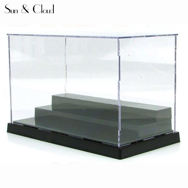 Aliexpress.com : Buy Transparent Three Layers Acrylic Plastic ...
