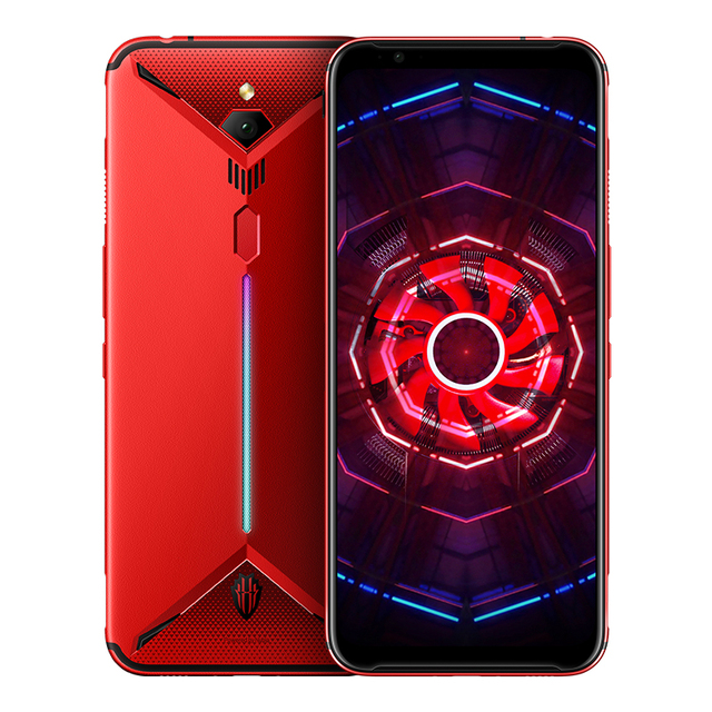 Original ZTE nubia Red Magic 3 All Mobile Phones Mobiles & Tablets 94c51f19c37f96ed231f5a: Ad MI Band 3|Ad MI earphone|Ad nubia earphone|film n case as gift
