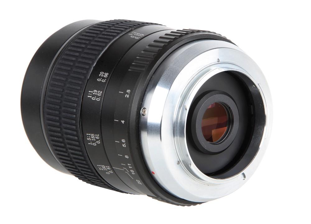 60mm f/2.8 2:1 Super Macro Manual Focus Lens for Nikon F Mount D70 D50 D30 D800 D700 DSLR 3