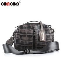 271472a8b10c Luxury Crocodile leather women handbags Famous brands designer women  messenger bags female fringed shoulder bag women s pouch