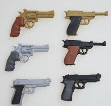 Hot Military New 3D Eraser for Personal Collection Gun Eraser Revolver Eraser Desert Eagle Pistol Eraser