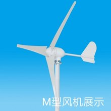 Small household 300W400W500W600W wind turbine power generation 12V24v48V and solar complement