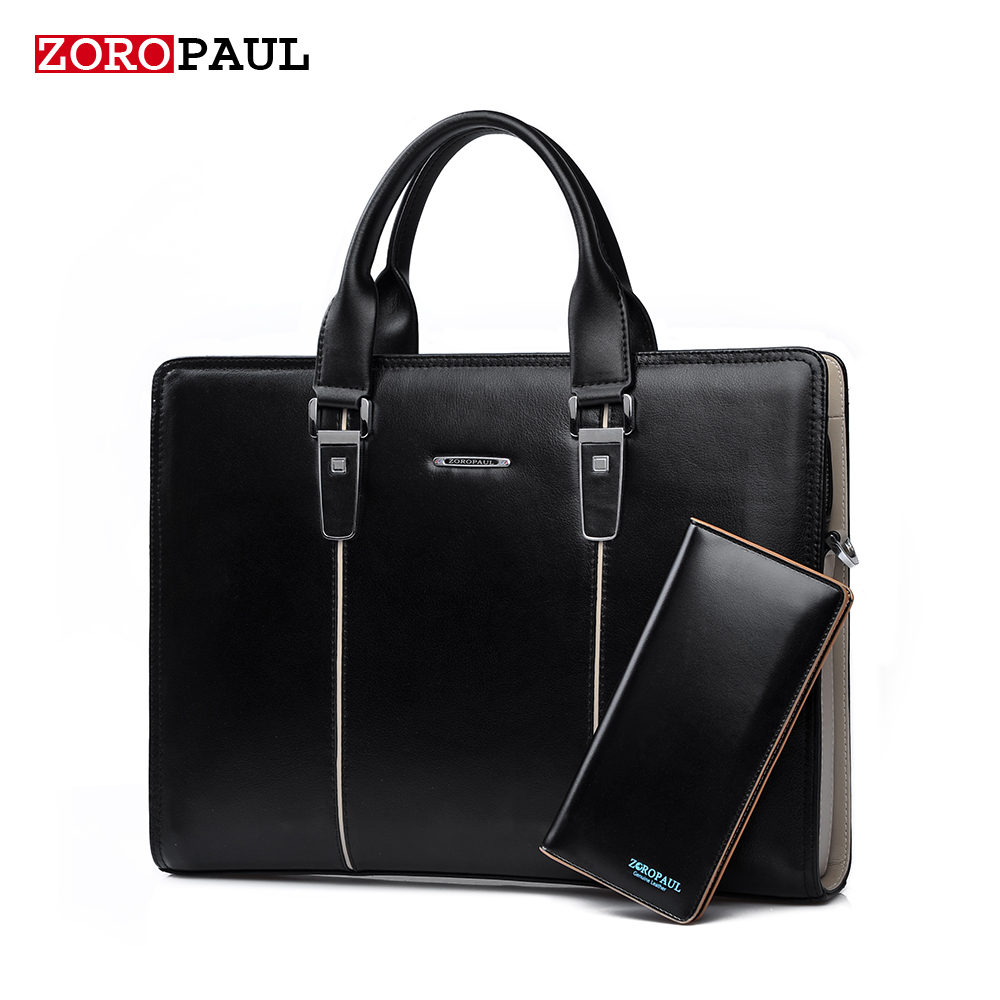 zoropaul moda bolsas dos homens Bag Estilo : Men Handbag, gift For Men Briefcases