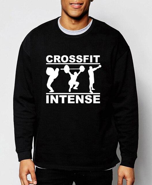 CrossFit 2017 primavera invierno moda fleece hombres